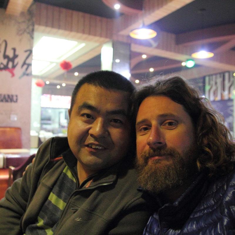 zhangye chine badain jaran olivier coste mongolie trekking desert